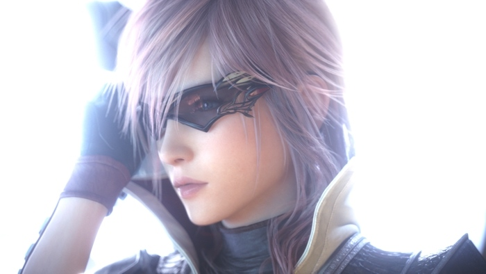 The success of the FFXIII series is said to be due to Lightning.