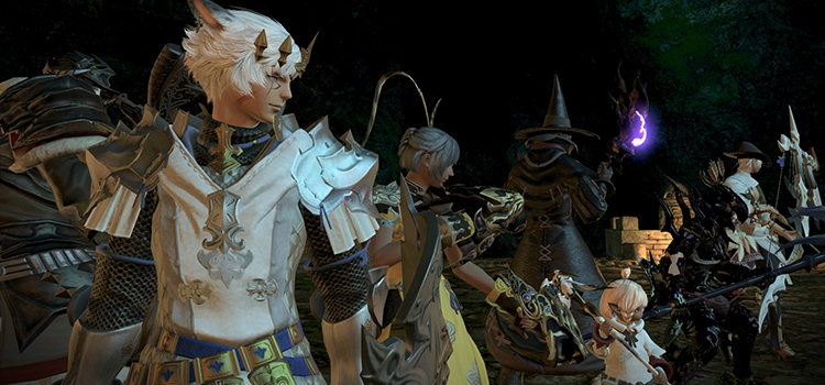 Final Fantasy XIV A Realm Reborn letter from the Producer live pt
