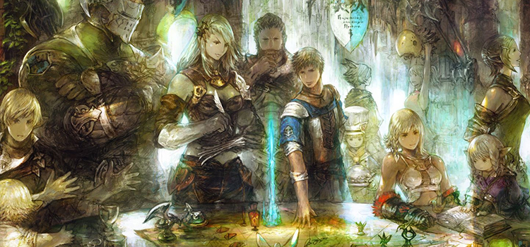 Official Final Fantasy XIV custom themes now available for