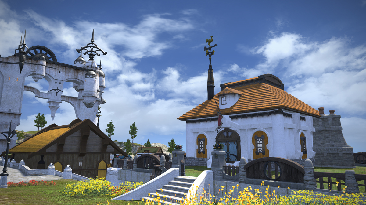 Final Fantasy Xiv S Player Housing To Include Over 300
