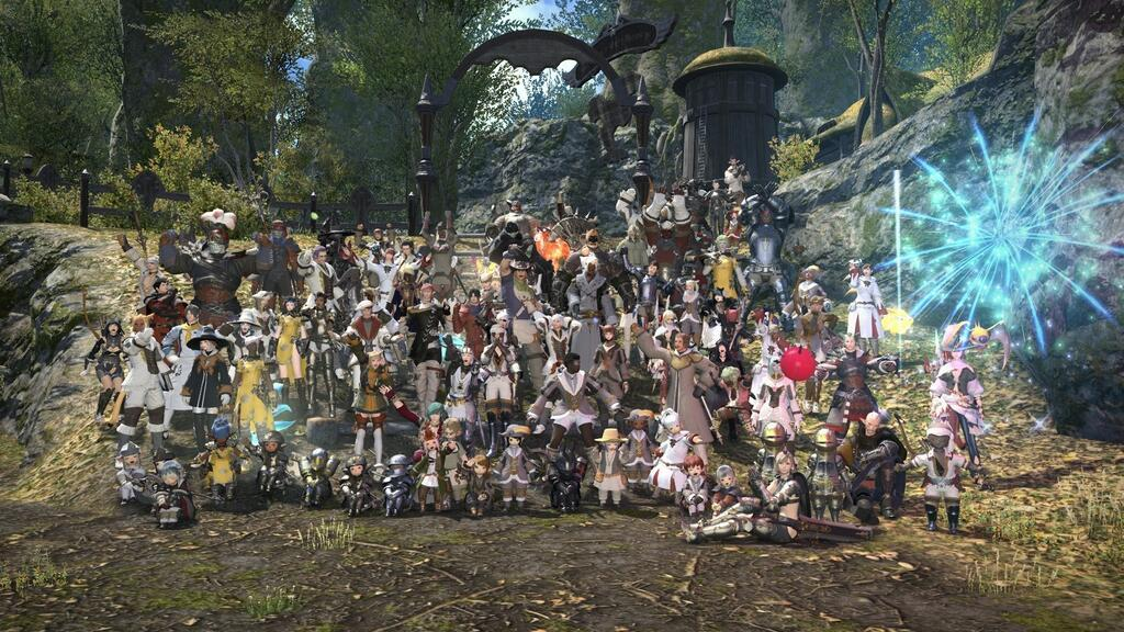 Final Fantasy's online realms explored in the newest ...