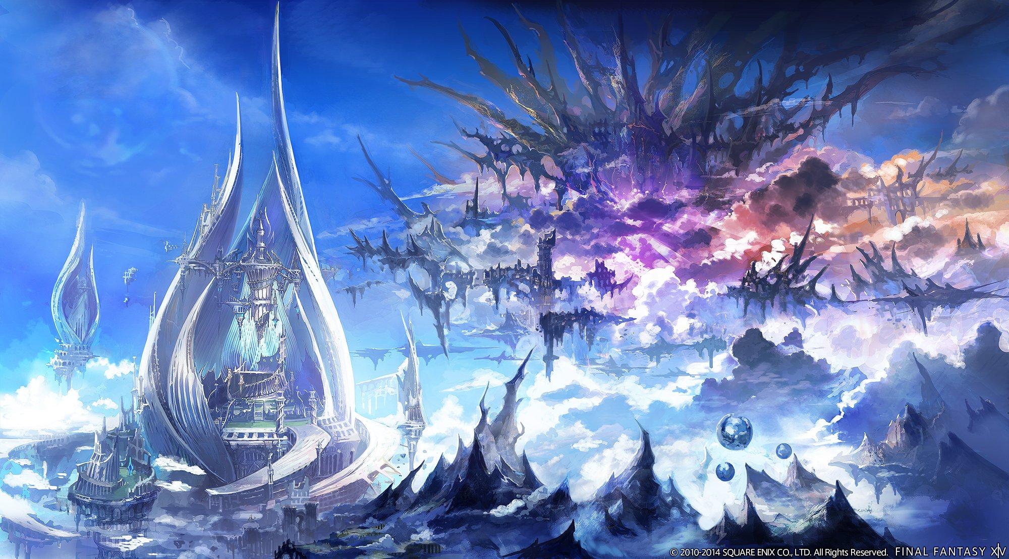 new final fantasy xiv heavensward screenshots nova