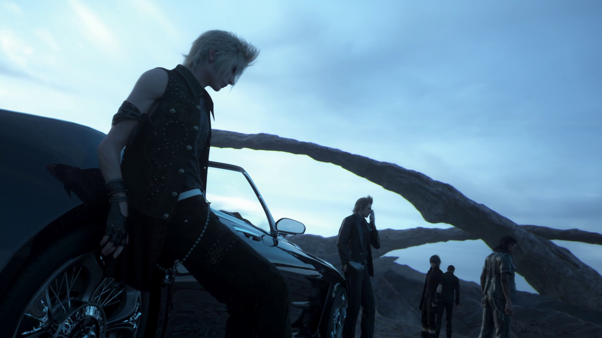 Square Enix Has Released The Latest Trailer For Its Upcoming Flagship Final Fantasy XV With A Demo Planned Release Next Year Fans Have Yet Another