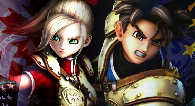 Dragon Quest Heroes: New playthrough video - Nova Crystallis