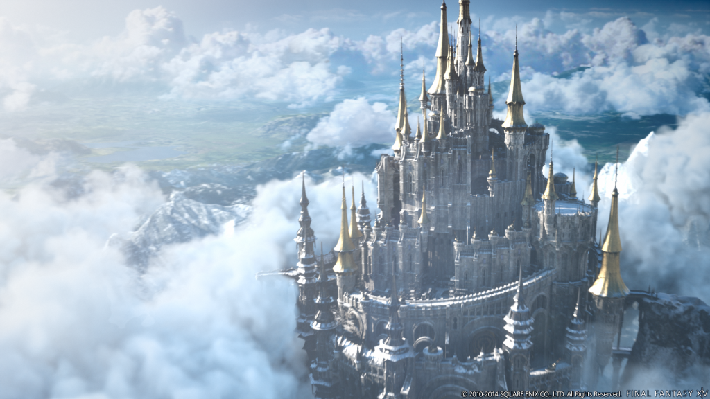 Final Fantasy XIV: Heavensward soundtrack contest - Nova Crystallis