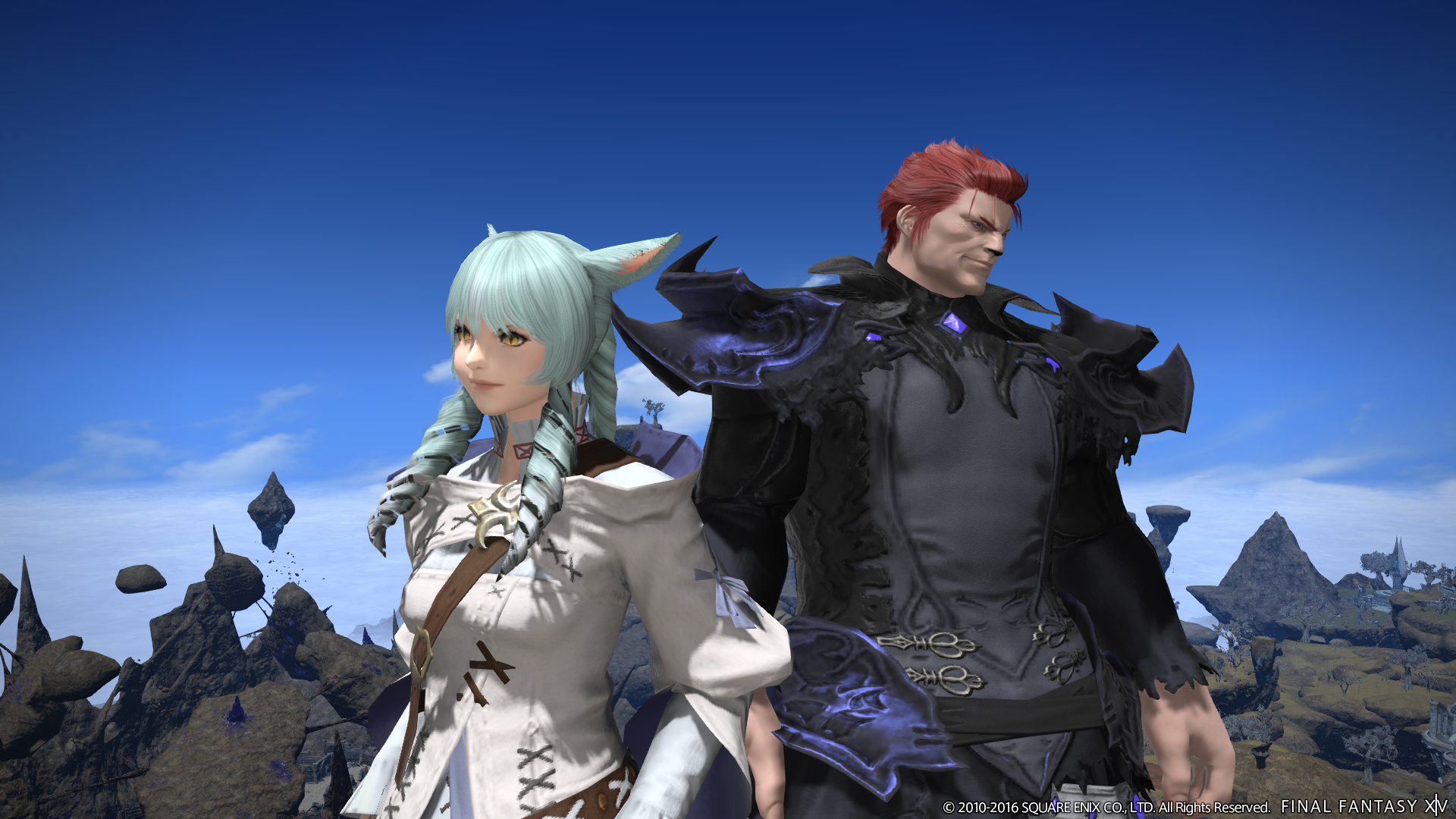 final fantasy xiv screenshots detail the new content in patch 3.2