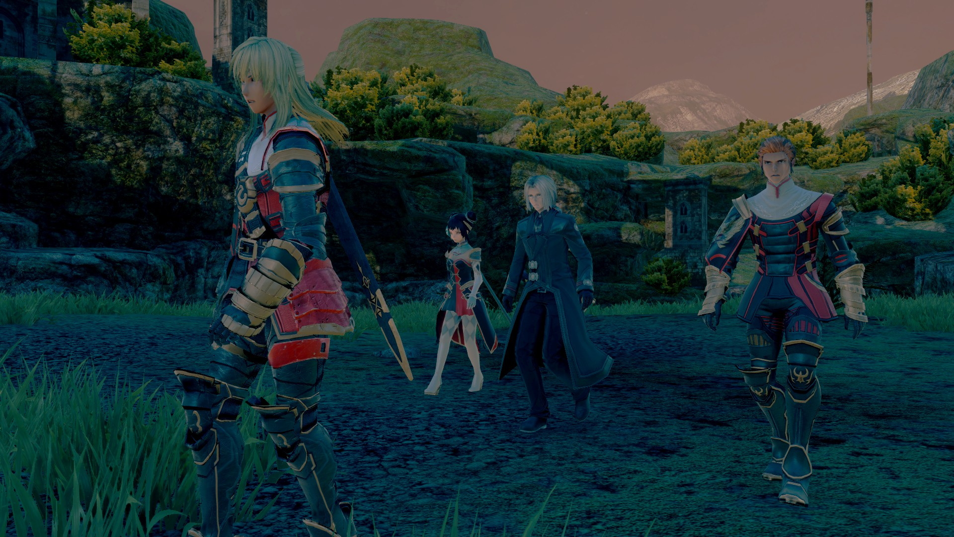 Star Ocean 5 Feburary screenshots 1