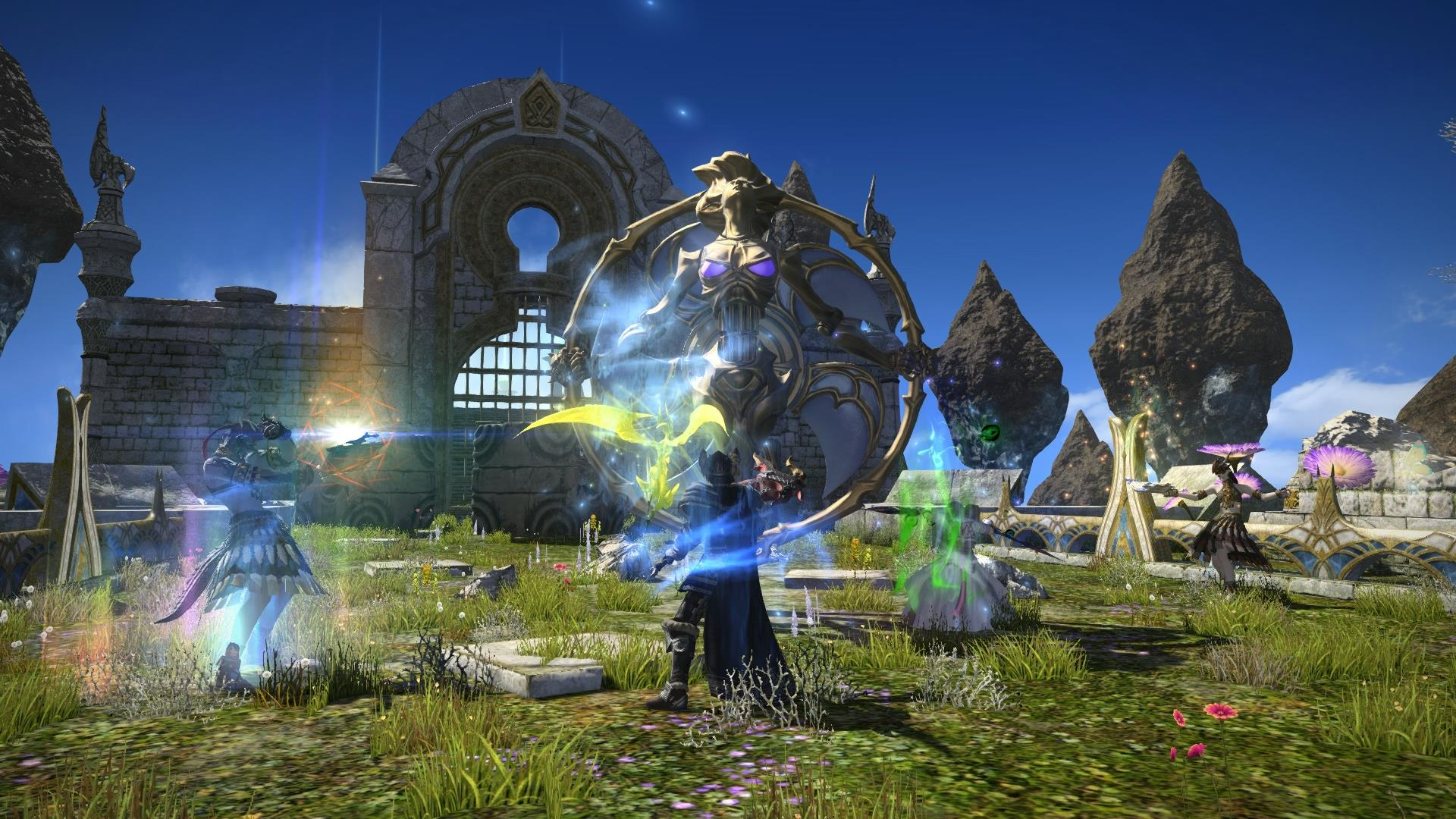 ring of fortune ff14
