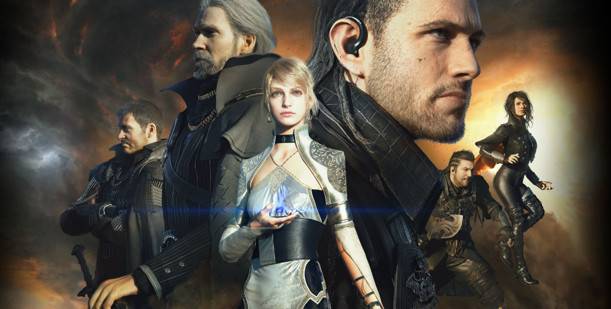 We Watched The First 10 Minutes Of Kingsglaive Final Fantasy Xv