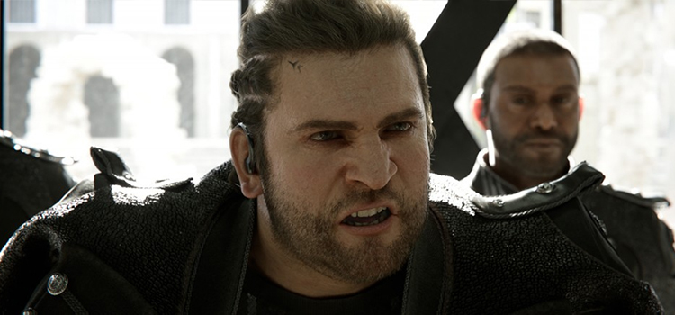 New English Voice Actor Revealed For Kingsglaive Final Fantasy Xv