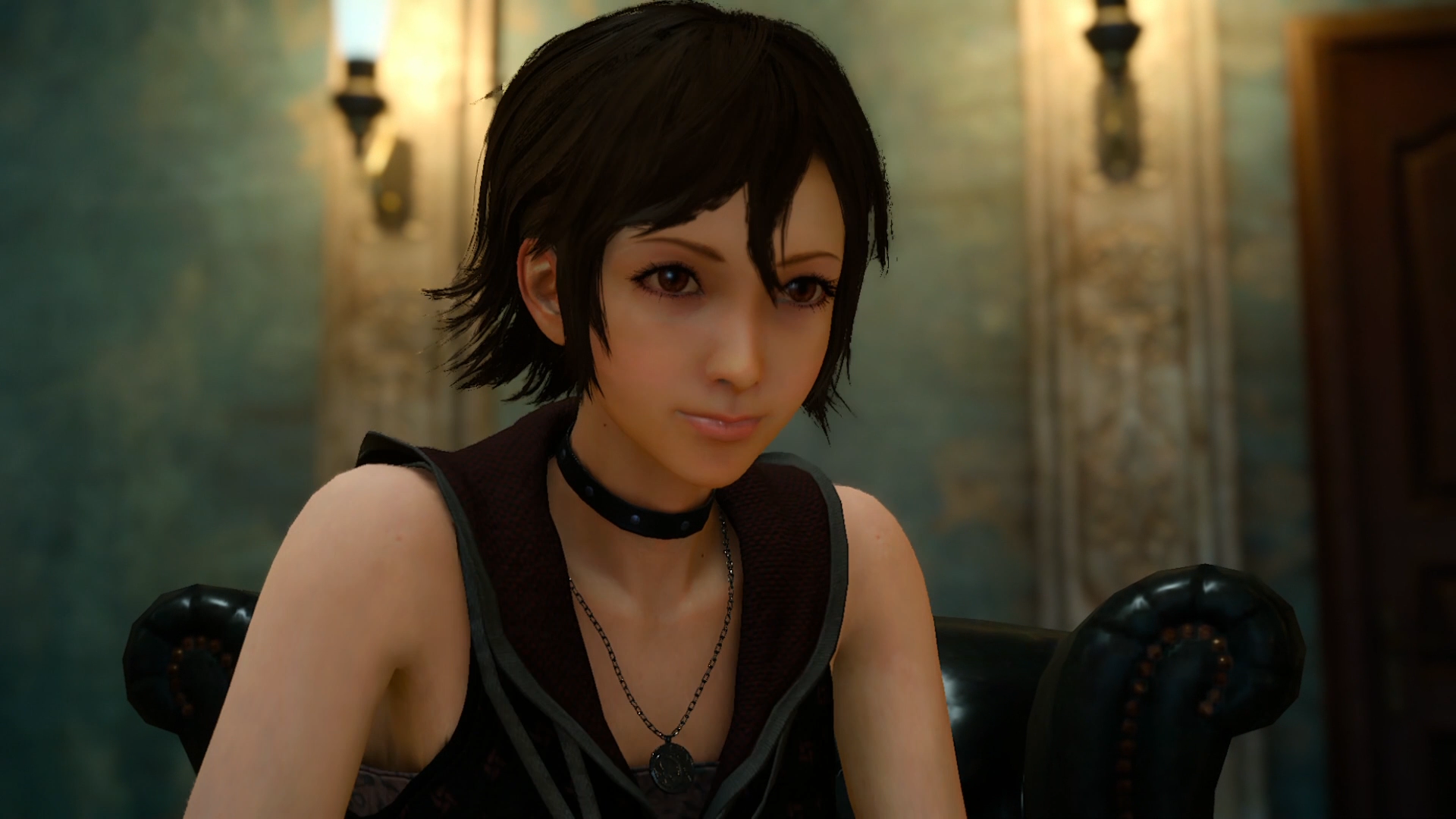 Final Fantasy Xv Previews New Cg Renders For Cor Iris Cidney And