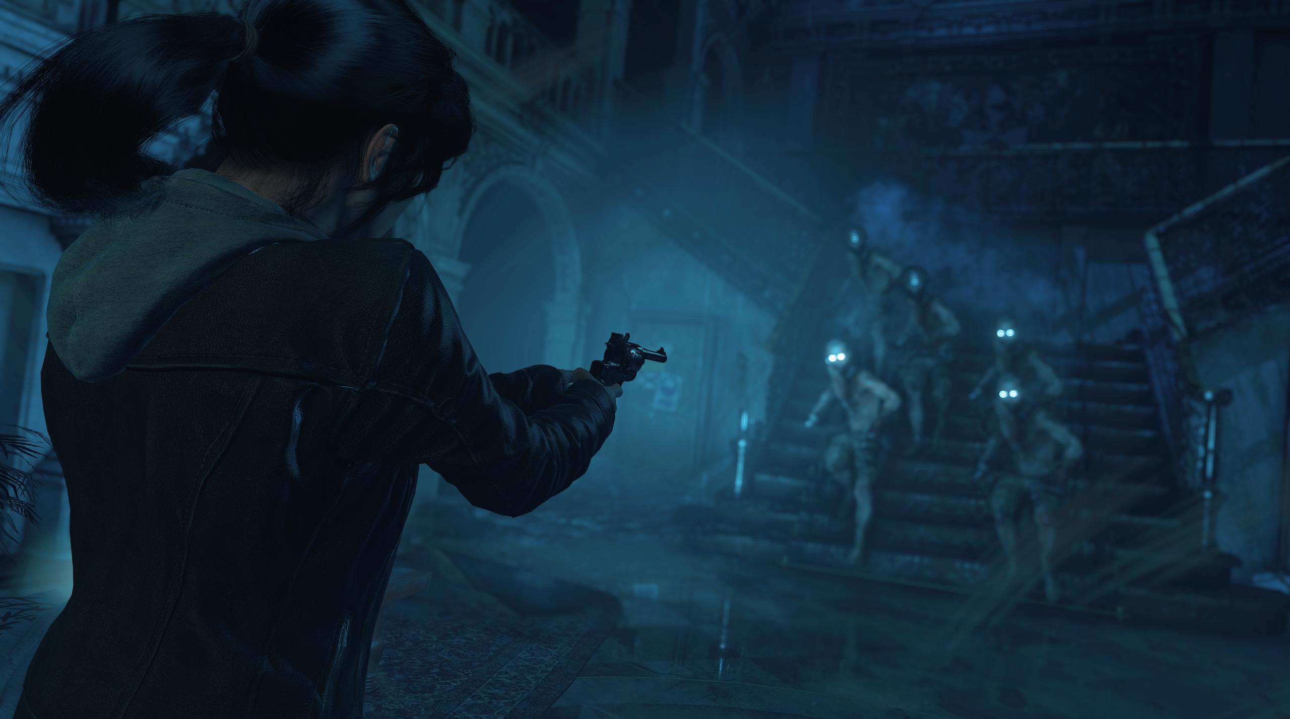 Rise Of The Tomb Raider Tokyo Game Show 2016 Trailer Nova Crystallis Sony Ps4 Square Enix Has Released A New For Ahead This Week Due Out Next Month On Playstation 4