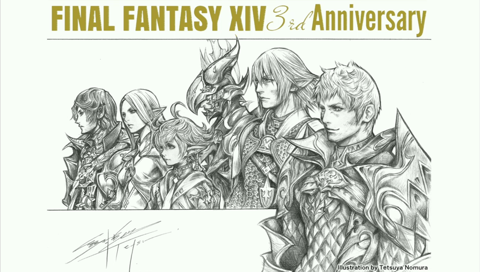 Final Fantasy XIV Live Letter 31 Summary Patch 3 4 out Sep 27