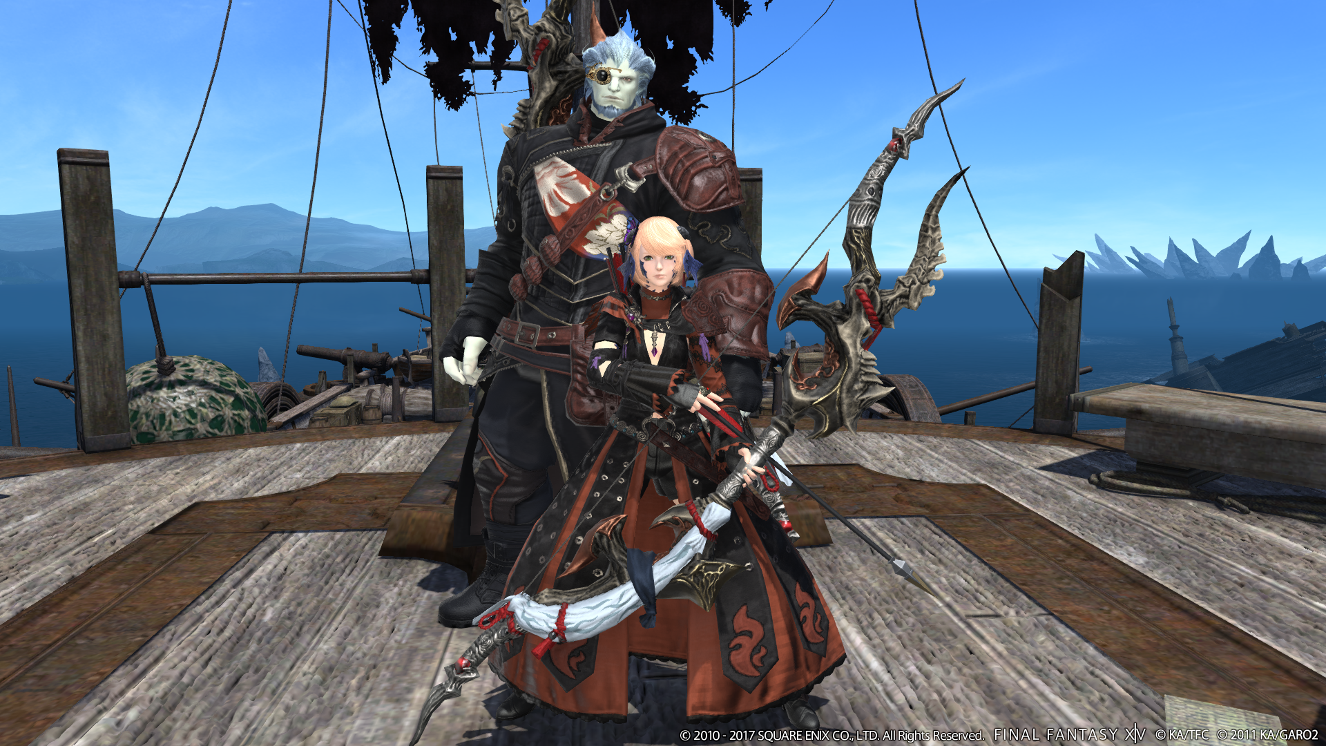 Final Fantasy XIV details Dun Scaith, new PvP gear, mounts and more