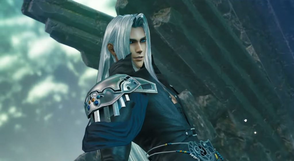 Here S Your First Look At Sephiroth In Mobius Final Fantasy