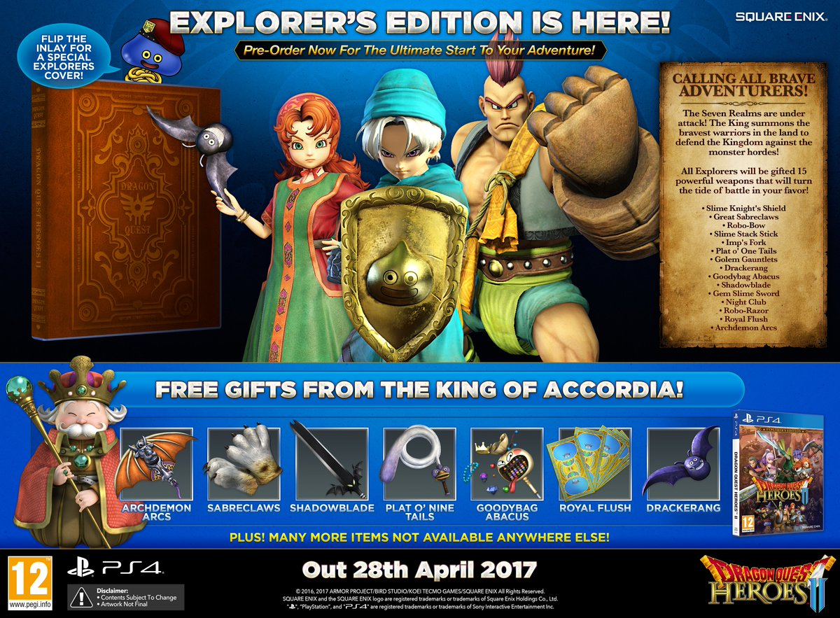 DQ Explorers Edition #2