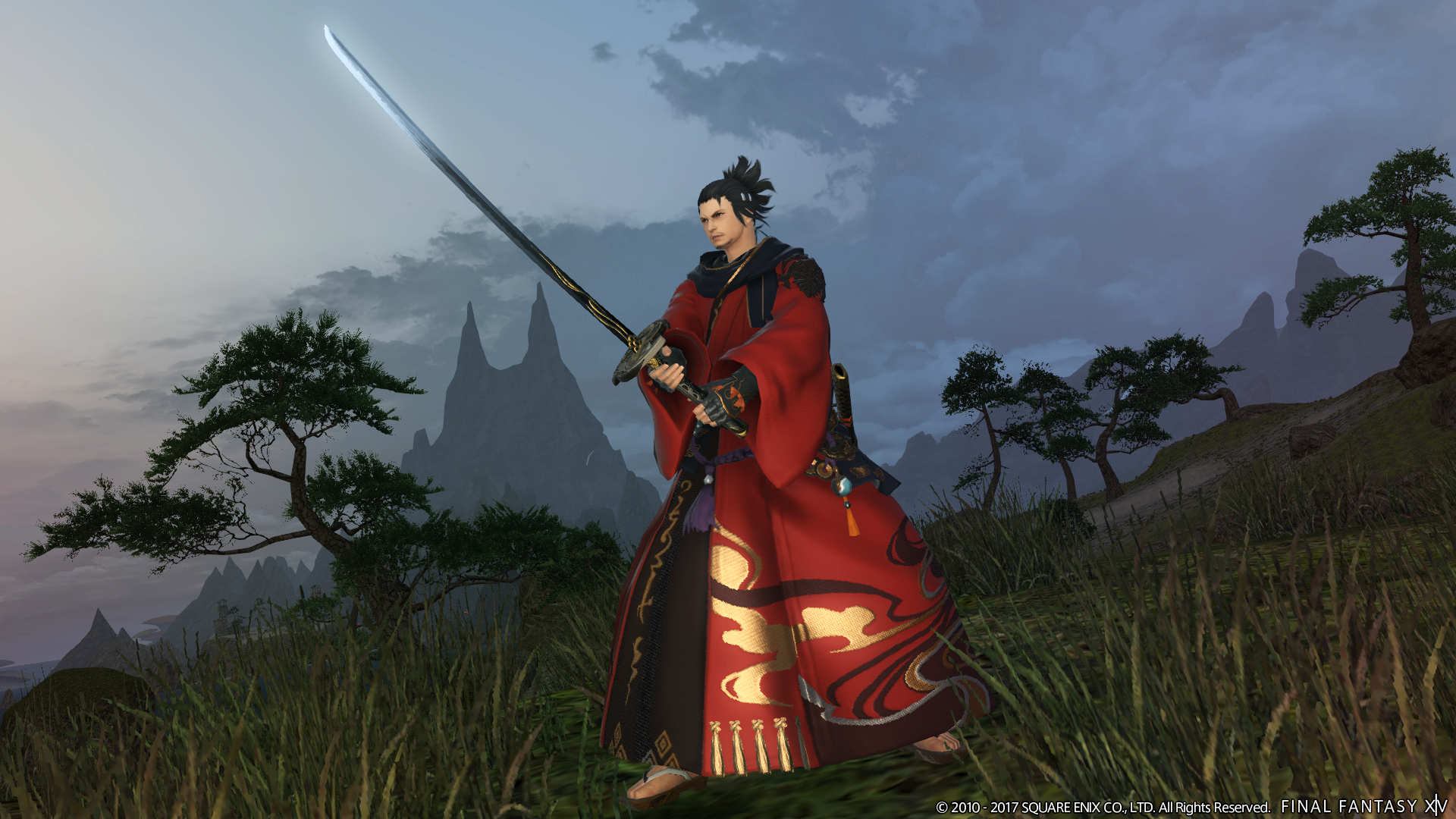 Final Fantasy XIV: Stormblood Job Gauges detailed - Nova