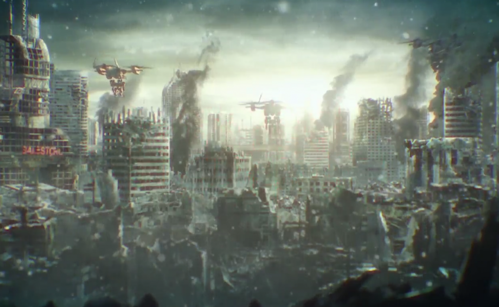 Left Alive In Development At Square Enix For Ps4 And Steam Unites Armored Core Producer And Metal Gear Solid Character Designer Nova Crystallis