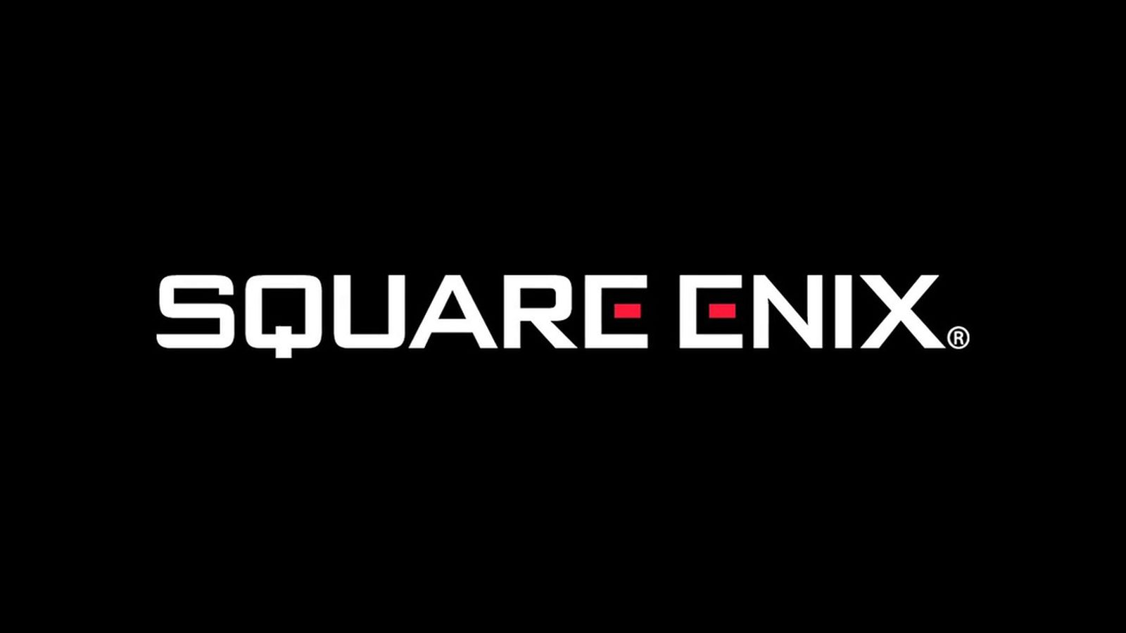 square enix plans to announce major titles from the end of E3 Convention Logo Expo Marker