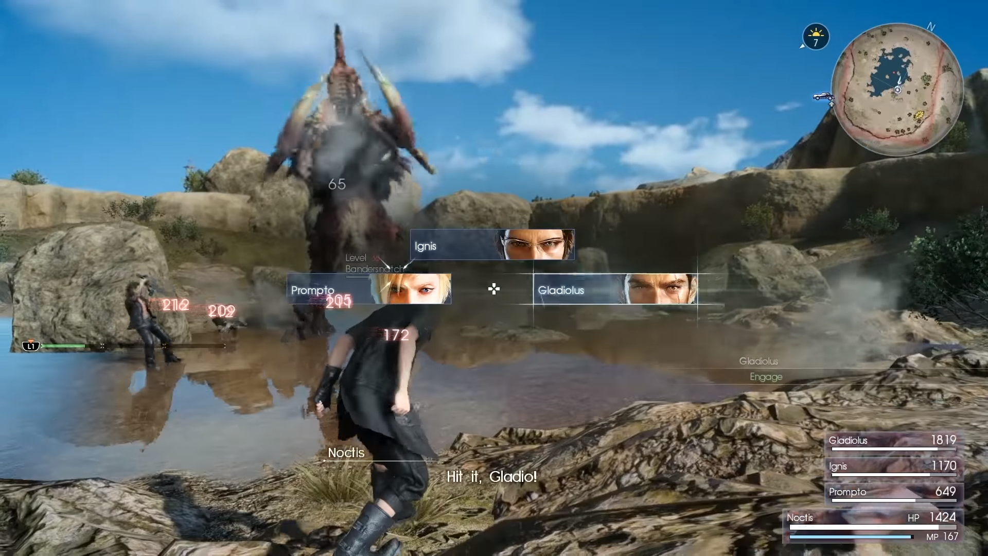 final fantasy 15 free to play