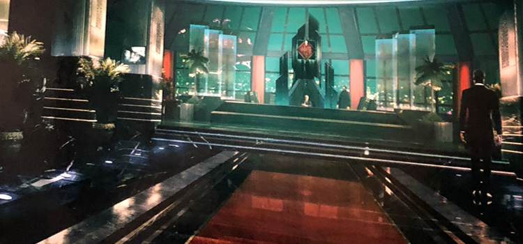 A Closer Look At The Concept Art For Final Fantasy Vii Remake On Display At Series 30th Anniversary Exhibit Nova Crystallis