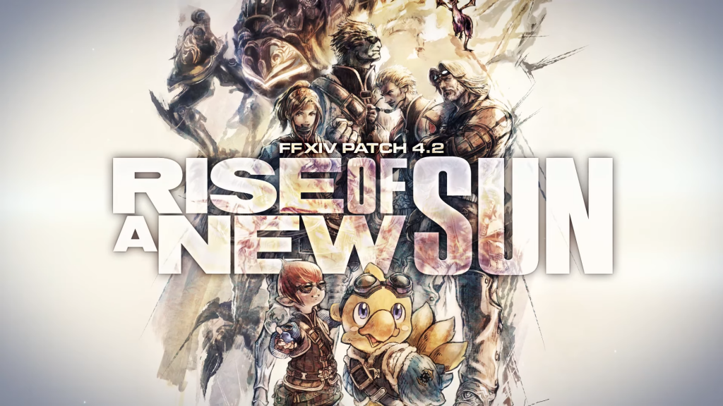 Final Fantasy XIV Live Letter 41 Summary; Patch 4.2