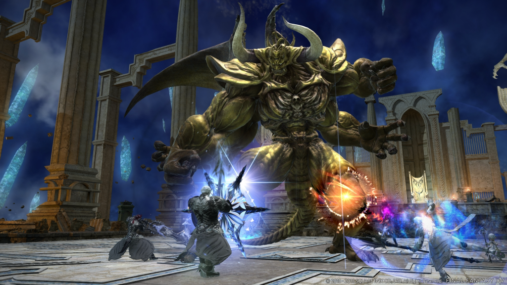 Final Fantasy Xiv Shares New Info From Prelude In Violet
