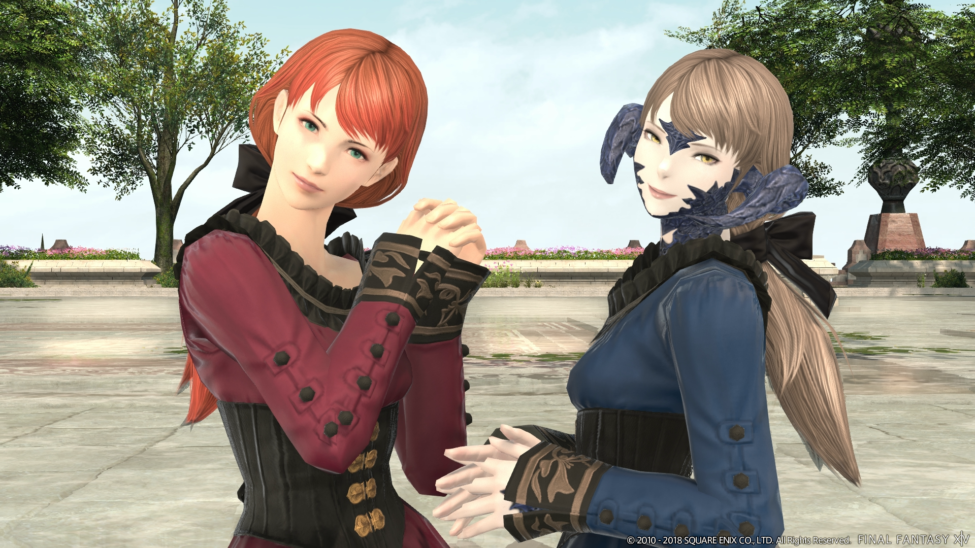 Final Fantasy Xiv Details More On Patch 4 5 A Requiem For