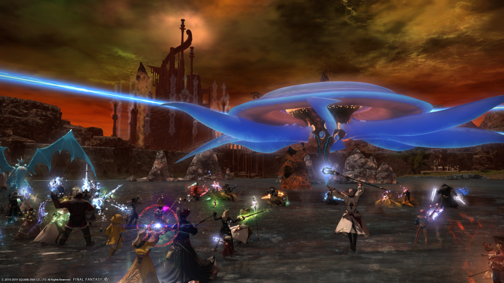 Final Fantasy XIV server reorganization set for April in